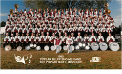 1993 Marching Band-1