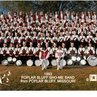 1993-94 Marching Band