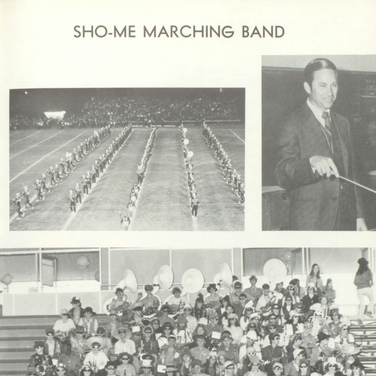 1971-72 Marching Band