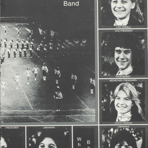1980-81 Marching Band Pg 2