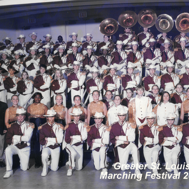 2003-04 Marching Band