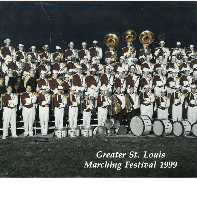 1999-2000 Marching Band