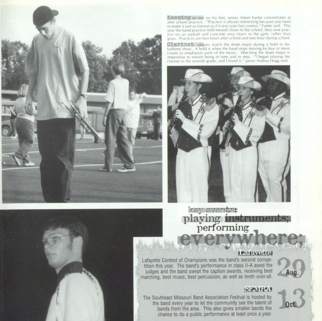 1998-99 Random Photos
