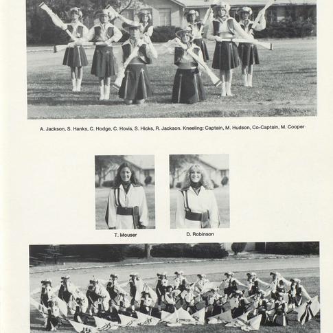 1981-82 Color Guard