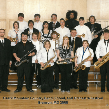 2007-08 Stage Jazz Band