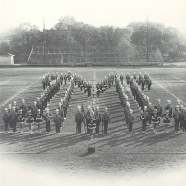 1962-63 Marching Band