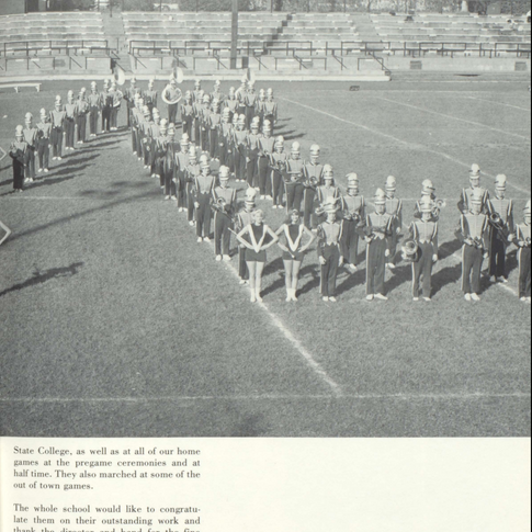1966-67 Marching Band Pg 2