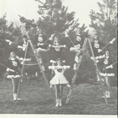 1969-70 Majorettes