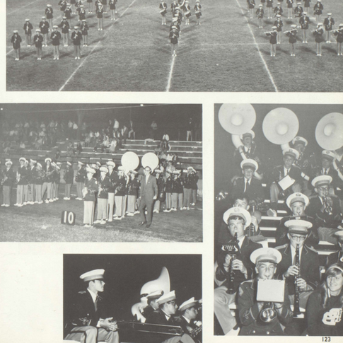 1969-70 Marching Band Pg 2