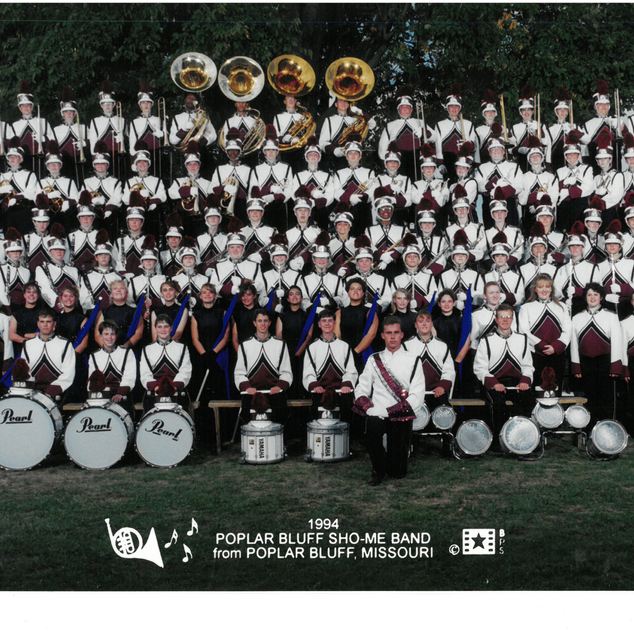1994-95 Marching Band