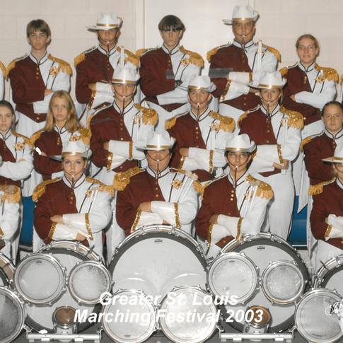 2003-04 Drumline