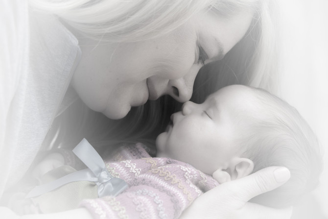 Carta de um bebé para a sua mãe
