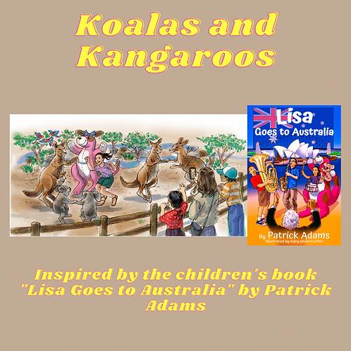 Koalas and Kangaroos - WAV File