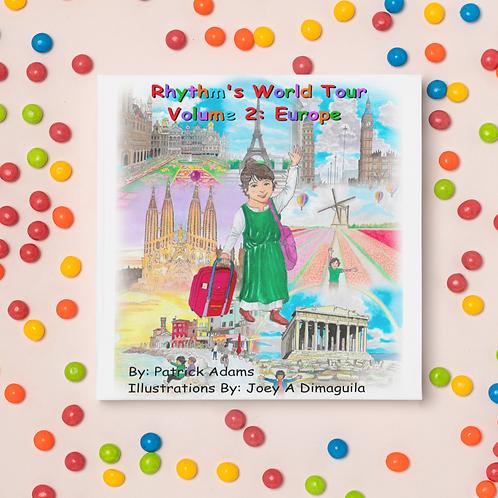 Rhythm's World Tour Vol 2: Europe - eBook