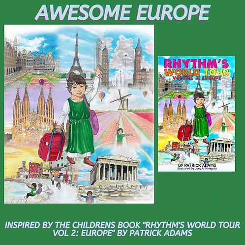 Awesome Europe - WAV File