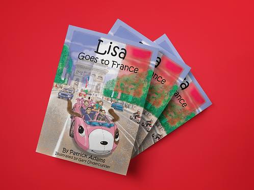 Lisa Goes to France - Paperback