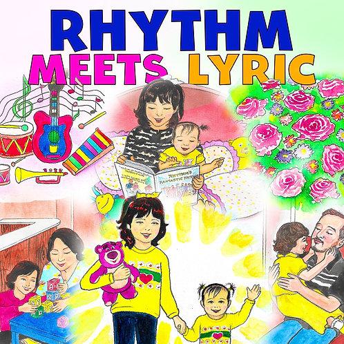 Rhythm Meets Lyric - eBook