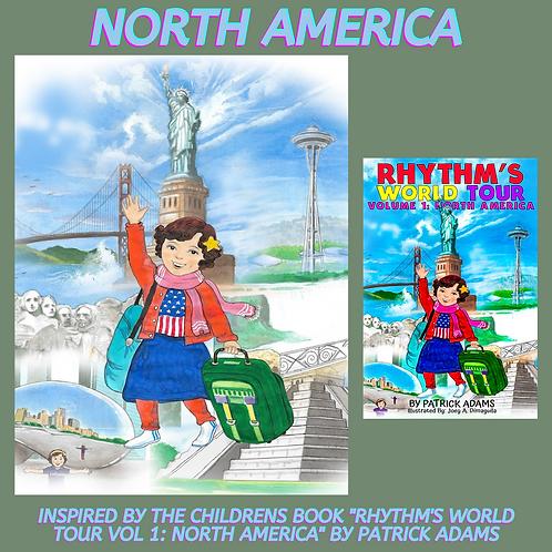 North America - WAV File