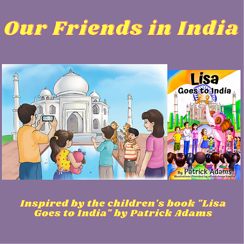 Our Friends in India - WAV File