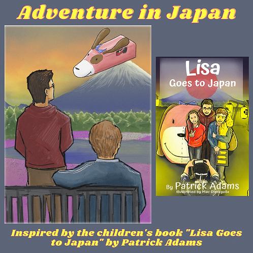 Adventure in Japan - WAV File