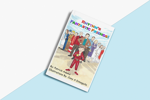 Rhythm's Fantastic Friends! - Hardcover