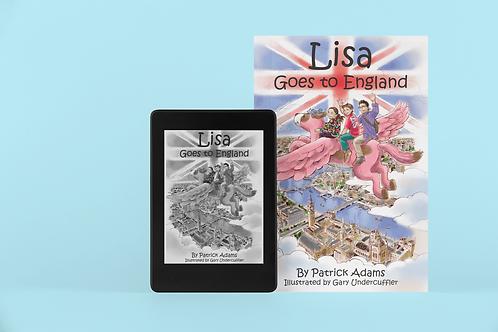 Lisa Goes to England - eBook