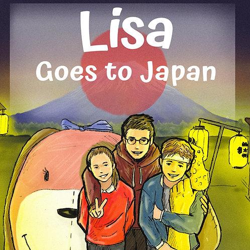 Lisa Goes to Japan - eBook