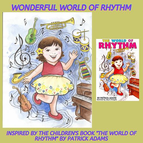 Wonderful World of Rhythm - WAV File