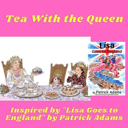 Tea With the Queen - WAV File