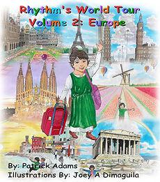 Rhythms World Tour Vol 2 Front Cover Onl