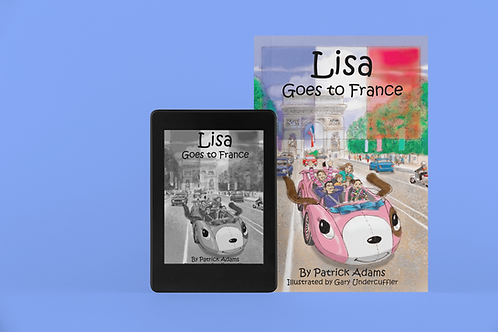 Lisa Goes to France - eBook