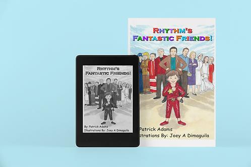 Rhythm's Fantastic Friends! - eBook