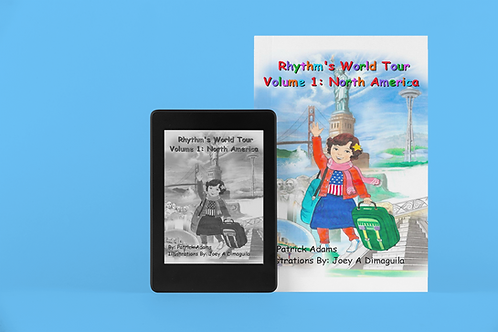 Rhythm's World Tour Vol 1: North America - eBook
