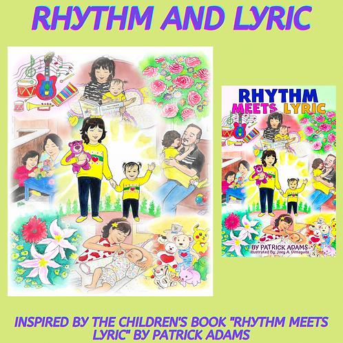 Rhythm and Lyric - WAV File
