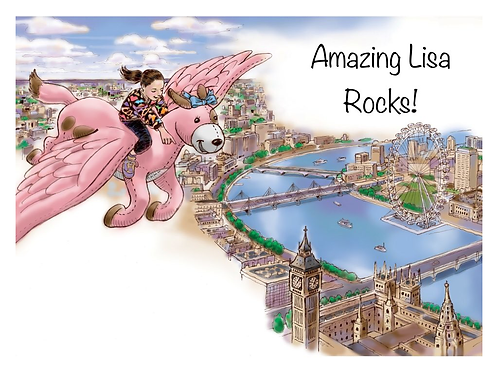 Amazing Lisa Rocks! - WAV File