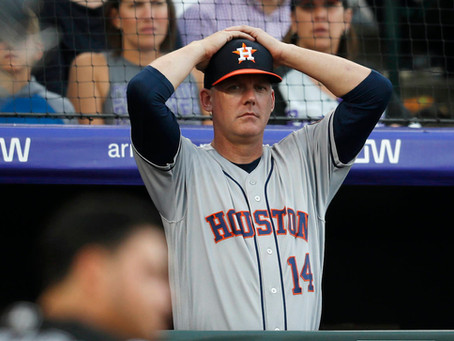 Why the Astros' Postseason Dominance Could Be Terrible for the MLB