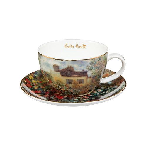 Porcelanowa filiżanka Claude Monet