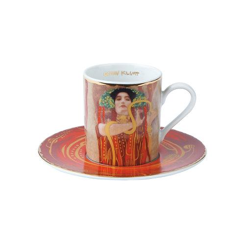 Filiżanka do espresso Goebel Gustav Klimt