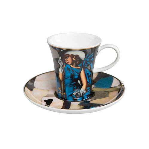 Filiżanka do espresso Goebel T. Lempicka