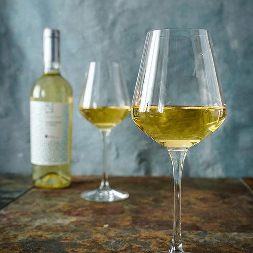 Zestaw prezentowy wino + kieliszki