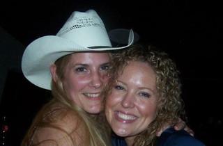 Karen Lee Baton & Mary Anne Message
