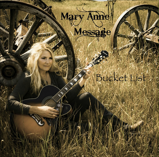 Bucket List Album Digital Download