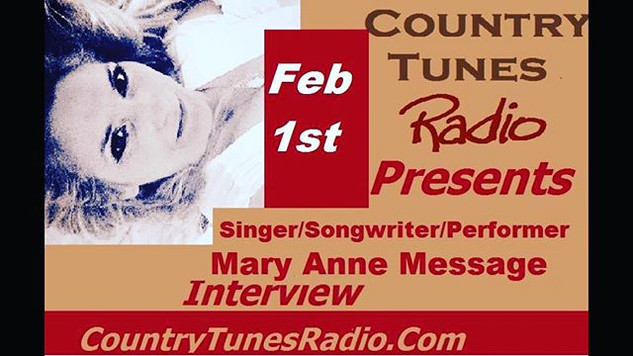 Interview with Mary Anne Message