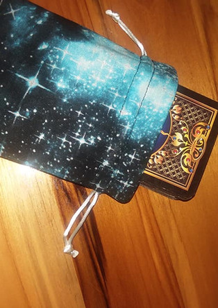 Tarot Card Sac