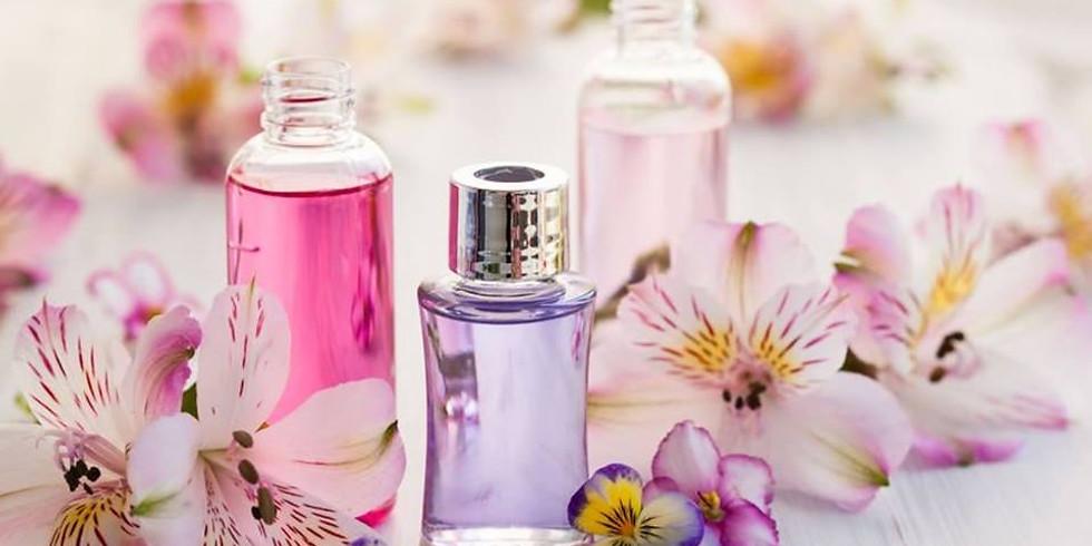 Essential Oil Perfume Make & Take Workshop