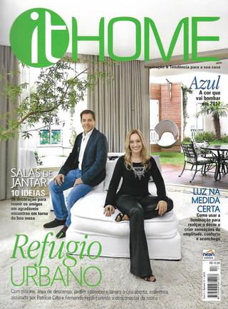 Revista It Home - Capa