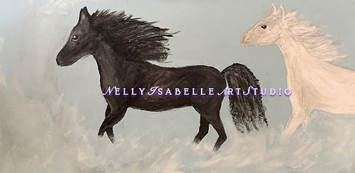 Wild Horses in Heaven