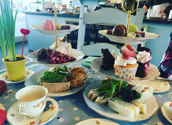Afternoon Tea at The River Kitchen
