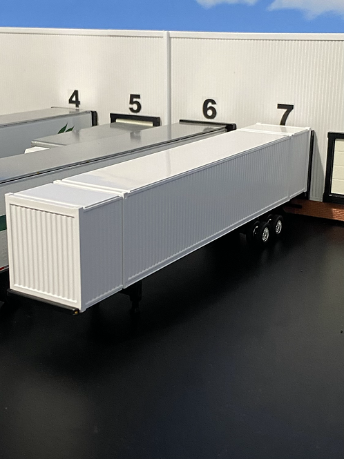 1/64 FG 53ft container and chassis
