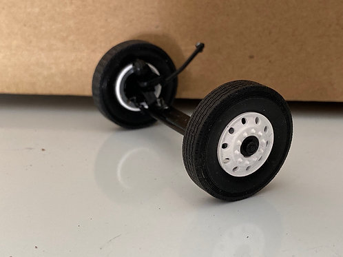 1/34 M2 Front axel